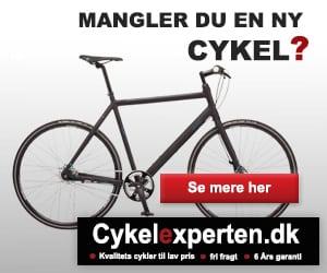 Stor rabat cykel elcykel mountain bike