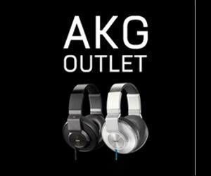 rabat på AKG hovedtelefoner