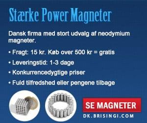 Brisingi magneter med rabat