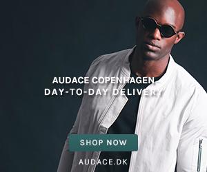 Audace lækkert modetøj til mænd og kvinder
