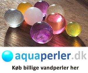 Aqua Perler - smykker og perler