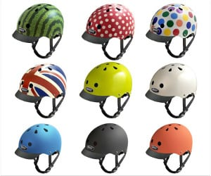 rabat på cykel hjelme til store og små