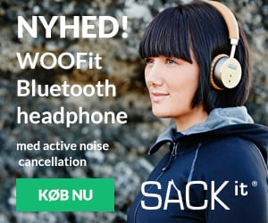Bluetooth headphones hovedtelefon