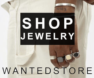 wanted jewelry til mænd