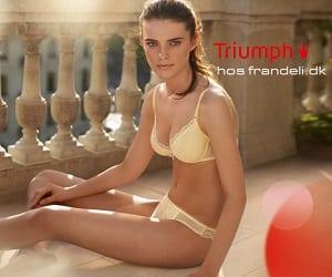 Rabat på Triumph lingeri