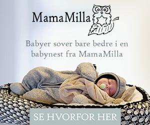 lækkert babyudstyr fra mamamilla