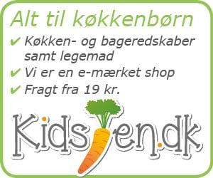 Rigtigt køkkenudstyr til børn