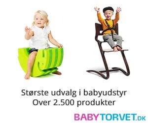 babytorvet - at til de mindste børn