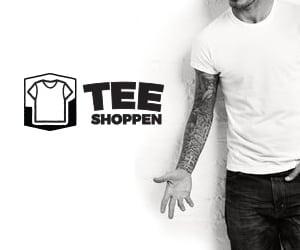 T-shirts, sko og tasker tilkvinder og mænd