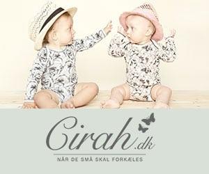 Lækre designer brands til babyer og børn i alderen 0-8 år.