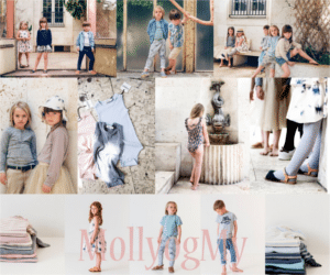 Tøj til baby og børn, Marmar, Petit, Angulus, Müsli, En Fant.