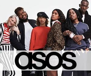ASOS tilbyder over 900 kendte fashion modebrands til mænd og kvinder