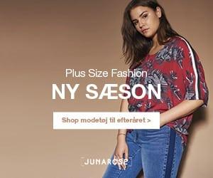 lækkert modetøj i størrelse 42-54 i trendy og tidsløse designs