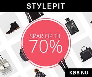 Stylepit - lækkert modetøj og accessories til mænd, kvinder og børn