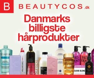 Danmarks største udvalg af hårpleje, hudpleje, makeup, parfume